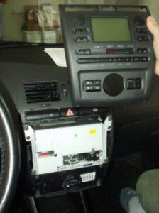 Problème autoradio