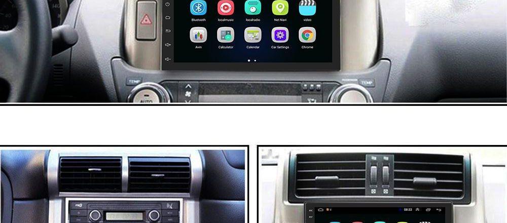 Comment optimiser le son d'un autoradio 2 DIN GPS wifi?